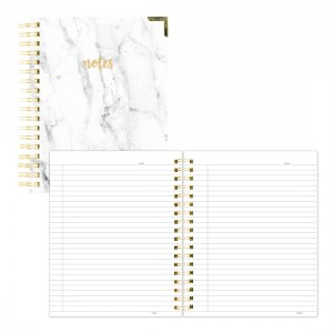 Livre de notes Marble