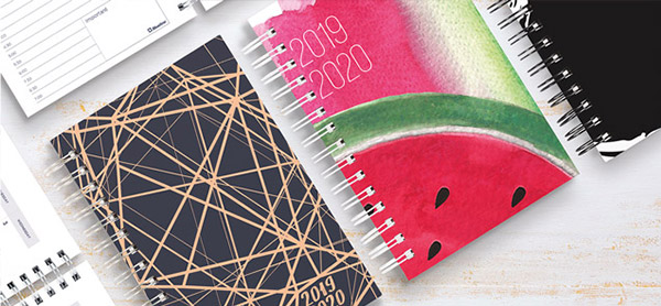 New Soft Touch Academic Planners